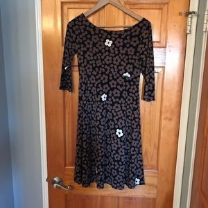 Leota empire waist dress